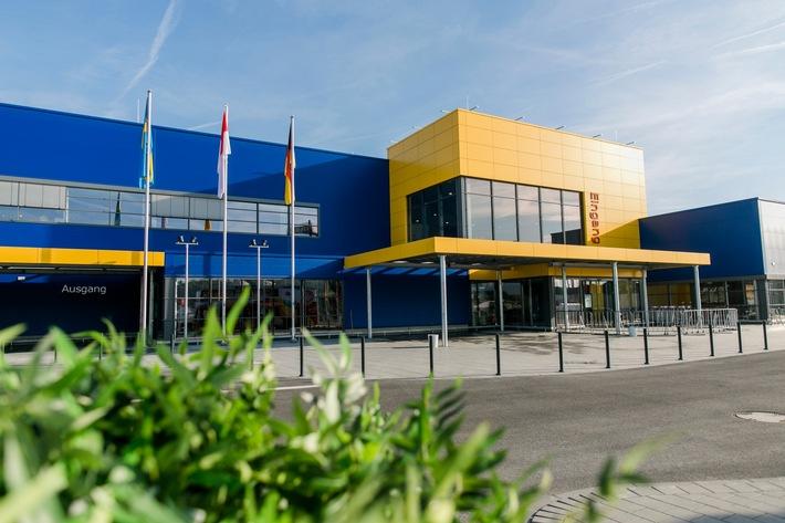 Ikea öffnet